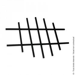 Tourniquet marseillais carré + Butée acier