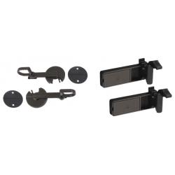 Kit loquet 2 vantaux