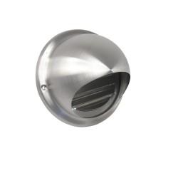 Grille demi-sphérique inox A2